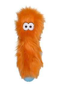 West Paw Design Rowdies Custer dog toy Orange