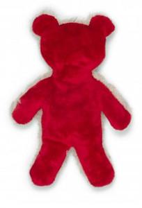 West Paw Holiday Bear USA Dog Toy-Large
