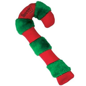 Yeowww! Christmas Candy Cane Catnip Toy