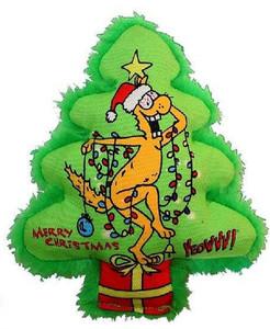 Yeowww! Christmas Tree Catnip Cat Toy