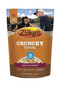 Zuke's Crunchy Naturals Baked Berries 10 calorie dog treats