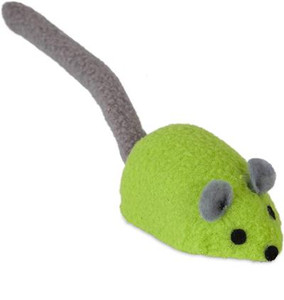 JW Zippy Mouse Cat Toy