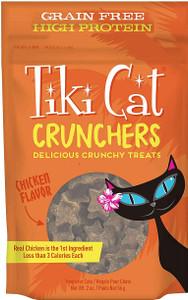 Tiki Cat Crunchers Chicken Cat Treats