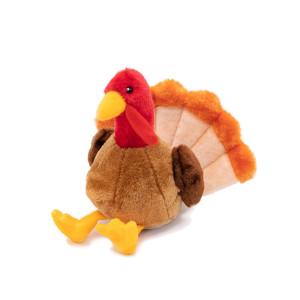 ZippyPaws Tucker Turkey Dog Toy