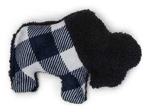West Paw Merry Bison dog toy