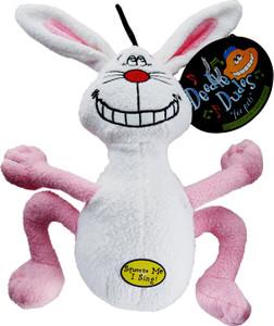 Multipet Deedle Dudes Rabbit- Sings Deedle Song