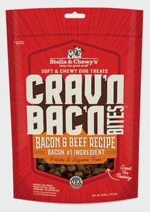 Stella and Chewy's Crav'n Bac'n Beef Bites