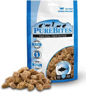 PureBites Wild Tuna Cat Treats .88 oz