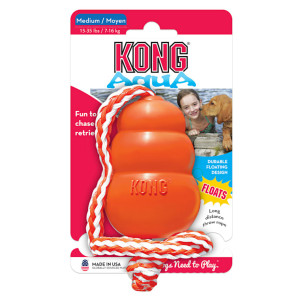 KONH Aqua Floating Dog Toy Medium- Mickeyspetsupplies.com