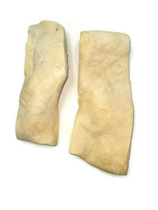 Cow Cheek Slabs 6 inch 2 Pack