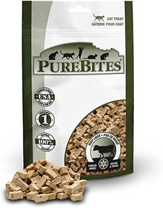 Pure Bites Beef Liver Cat Treats 1.55 oz