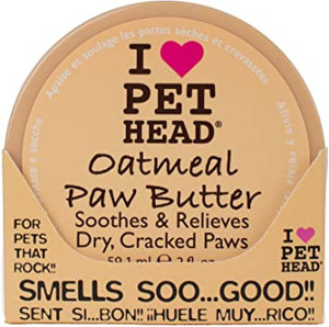 Pet Head Oatmeal Paw Butter - Mickeyspetsupplies.com