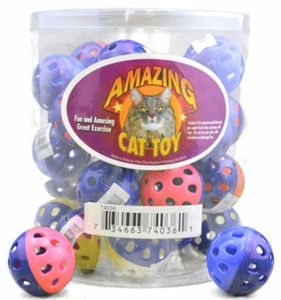 Amazing Cat Bell Ball
