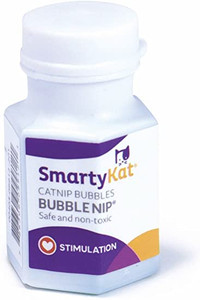 Smarty Cat Catnip Bubbles- Bubble Nip