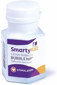 Smarty Cat Catnip Bubbles- Bubble Nip