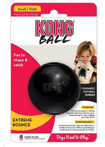 KONG Extreme Ball with Extreme Bounce- Small