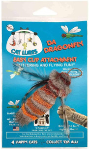 Go Cat Cat Catcher Da Dragonfly Attachment