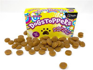 Spunky Pup Dog Stoppers Cheese Dog Treats