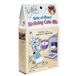 Lazy Dog Bake-At-Home Birthday Cake Mix