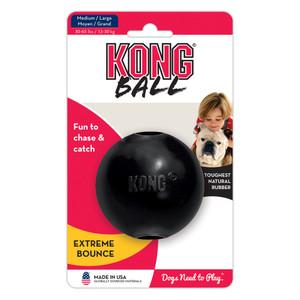 KONG Extreme Ball dog toy - Medium/Large