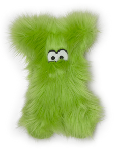 West Paw Rowdies Darby Dog Toy Lime