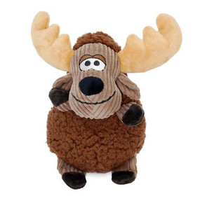 KONG Sherps Floofs Moose Dog Toy