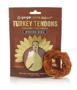 GoGo US Turkey Tendon Ring- Medium
