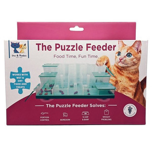 Doc & Phoebe's The Puzzle Feeder for Cats
