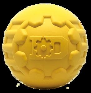 SodaPup ID Ball - Ultra Durable Rubber Chew Ball