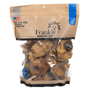 Frankly Pet USA Collagen Chips Chicken Flavored - 1 lb bag