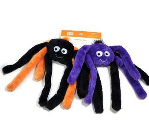 ZippyPaws Halloween Spiderz(Spiders) 2 Pack