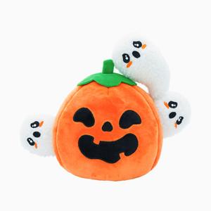 HugSmart Halloween Night Puzzle Hunter Dog Toy