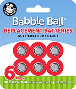 Pet Qwerks Babble Ball Replacement Batteries