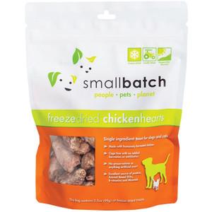 Small Batch Freeze Dried Chicken Hearts Treats