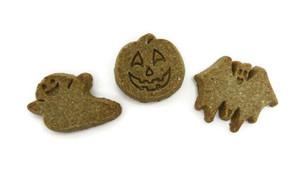 Wet Noses Halloween Pumpkin Dog Treats 4 oz.
