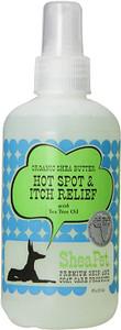 Earthbath SheaPet Organic Shea Butter Hot Spot & Itch Relief - 8 fl oz