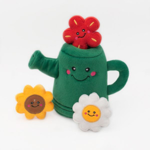 Zippy Burrow Watering Can dog toy