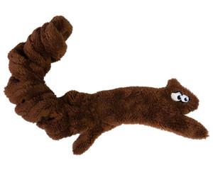 Cycle Dog Duraplush Springy Squirrel USA Dog Toy