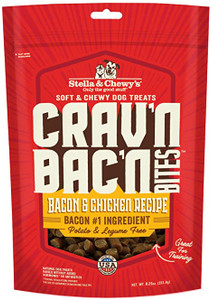 Stella and Chewy's Crav'n Bac'n Bacon and Chicken Bites