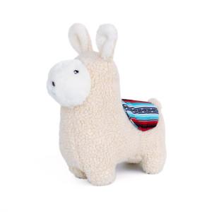 ZippyPaws Storybook Snugglerz Liam the Llama