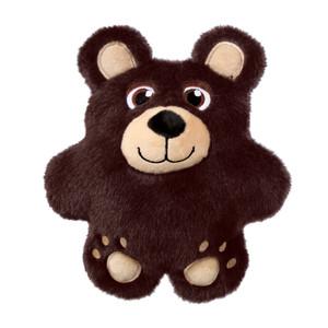 KONG Snuzzles Bear Plush Dog Toy
