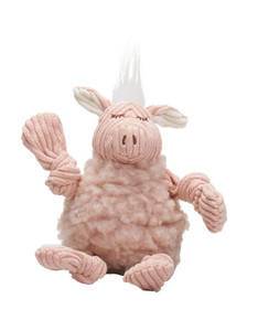 HuggleHounds FlufferKnottie Penelope the Pig - Small