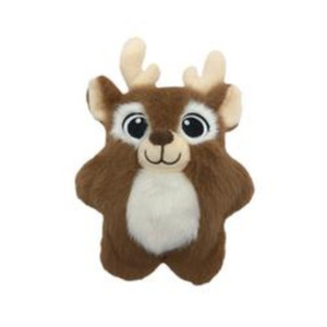 KONG Snuzzles Holiday Reindeer Dog Toy, Small9