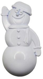 SodaPup Mutts Kick Butt Snowman Dog Chew Toy