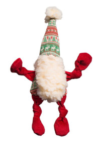 Hugglehounds Holiday Winter Gnome  Knottie Large