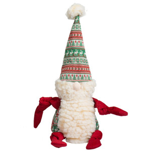 Hugglehounds Holiday Winter Gnome Knottie Small