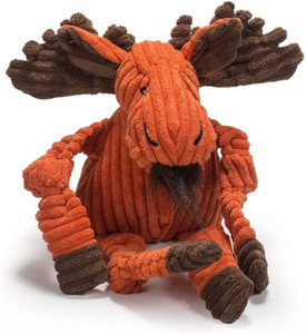 Hugglehounds Knotties Woodlands Moose Larfe