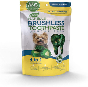 Ark Naturals Brushless Toothpaste Minis 4 oz.