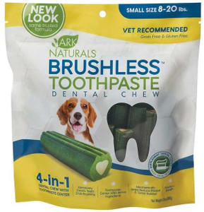 Ark Naturals Brushless Toothpaste Small for dogs 8-20 lbs