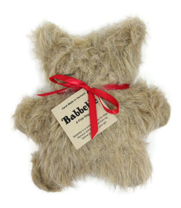 Mini Babbette Bear Small Made in USA dog toy